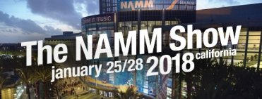 Our 12th Namm has arrived, we feel very proud of it!